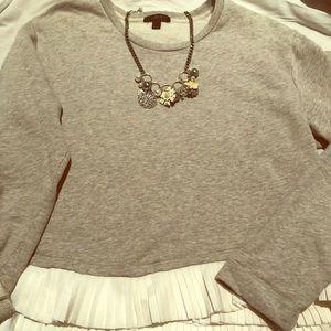 JCrew sweatshirt top